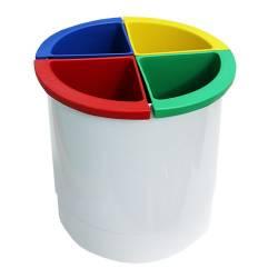 Разделитель урны для мусора ACQUALBA (546blue) 546BLUE Mar Plast