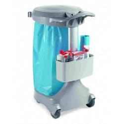Контейнер открытый для мусора с педалью 120л SMILE (0W004624) 0W004624 TTS