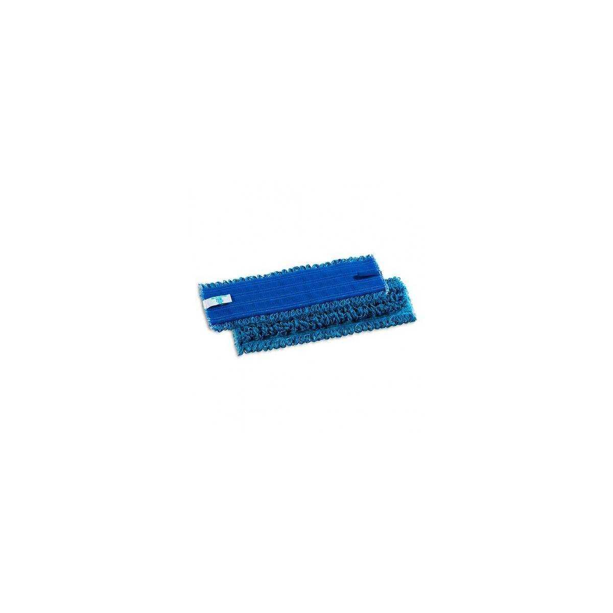 Моп Microriccio Velcro микрофибра 40см (Синего цвета) 0BB00745MB TTS