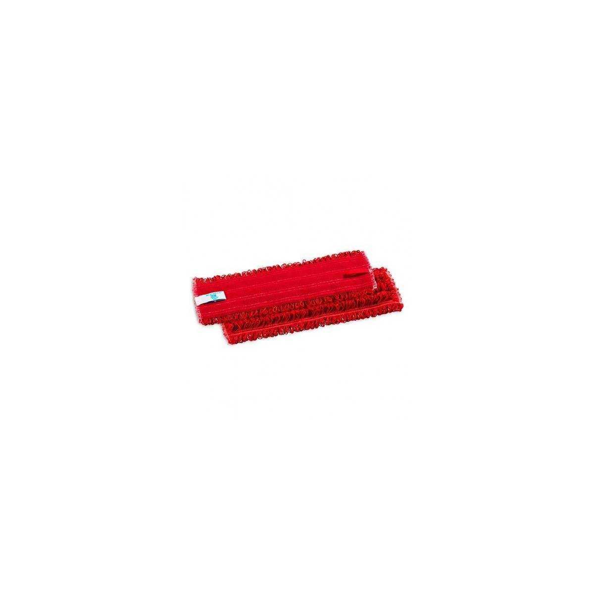 Моп Microriccio Velcro микрофибра 40см (Красного цвета) 0RR00745MR TTS