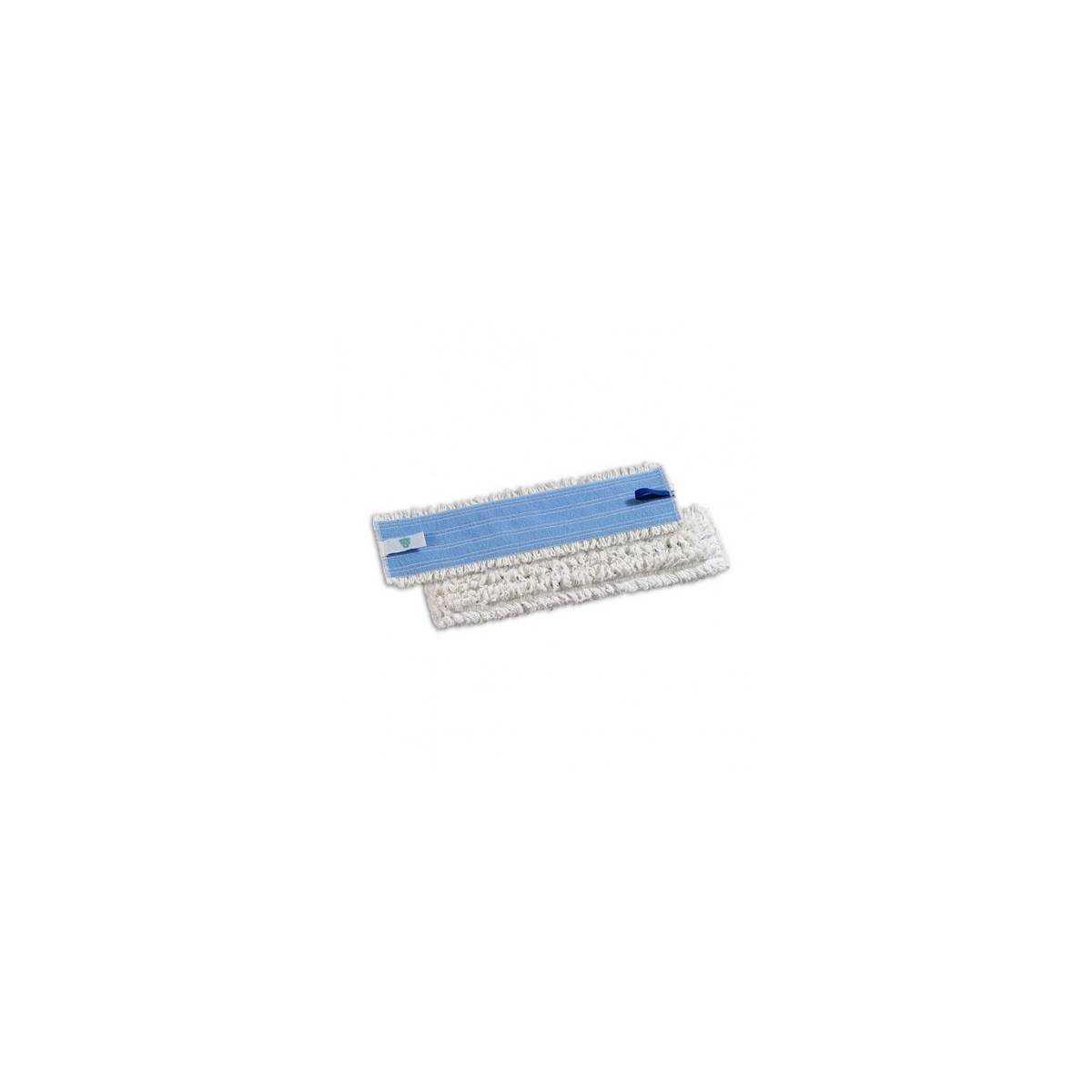 Моп Microriccio Velcro микрофибра 40см (Белого цвета) 0B000705 TTS