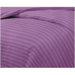 Комплект постельного белья Satin Stripe Violet-55 Violet-55