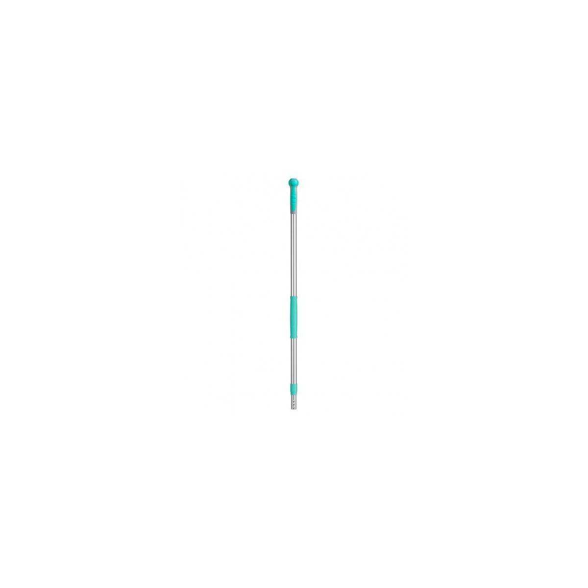 Рукоятка алюминиевая телескопическая из 2-х частей 97-184см (С зеленым колпачком) 00001044 TTS