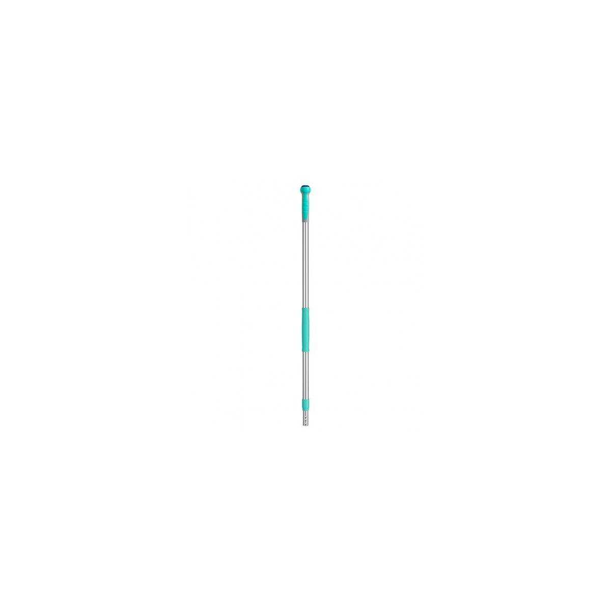 Рукоятка алюминиевая телескопическая из 2-х частей 97-184см (С синим колпачком) 0B001044 TTS