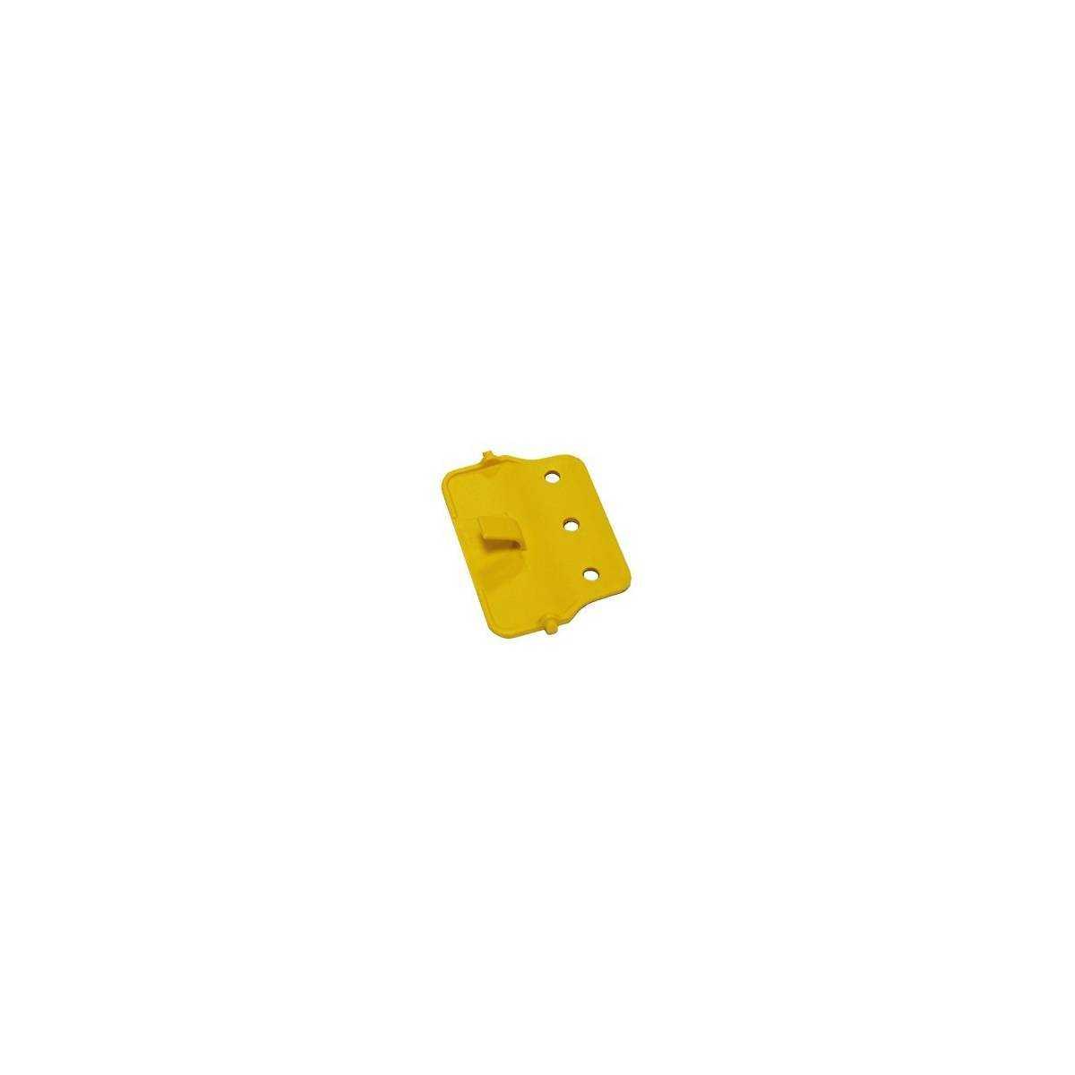 Зажим пластмассовый для основы Wet System Light S030584 TTS