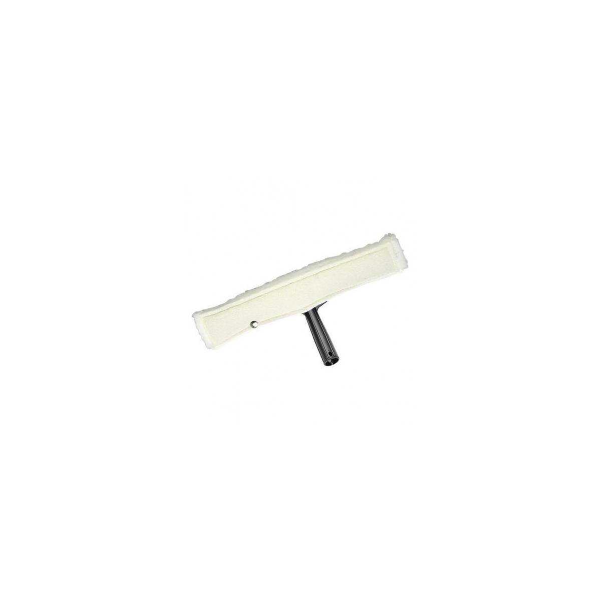 Держатель пластиковый с абразивным падом для окон 35см 8281 TTS