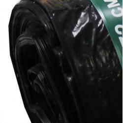 Мешки для мусора полиэтиленовые 60л ЧИСТОТА ТА БЛИСК (Черные) M30100 Атма