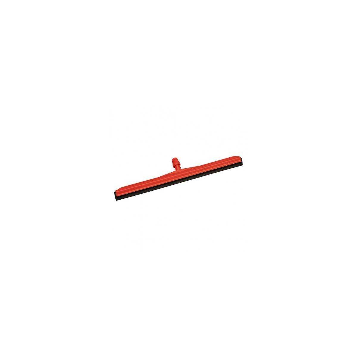 Скребок для сгона воды с пола полипропиленовый 55см (Красного цвета) 8657 TTS