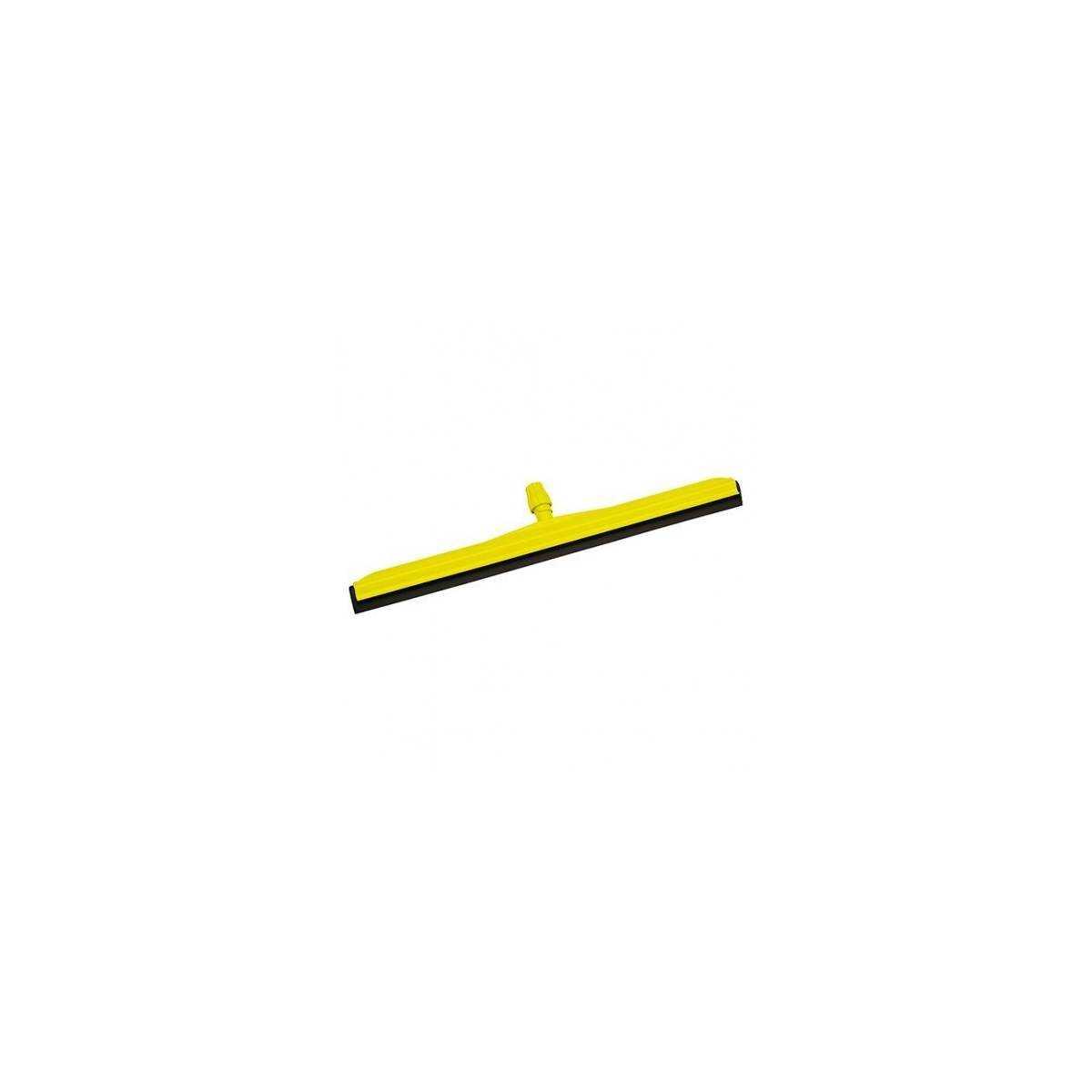Скребок для сгона воды с пола полипропиленовый 55см (Желтого цвета) 8677 TTS