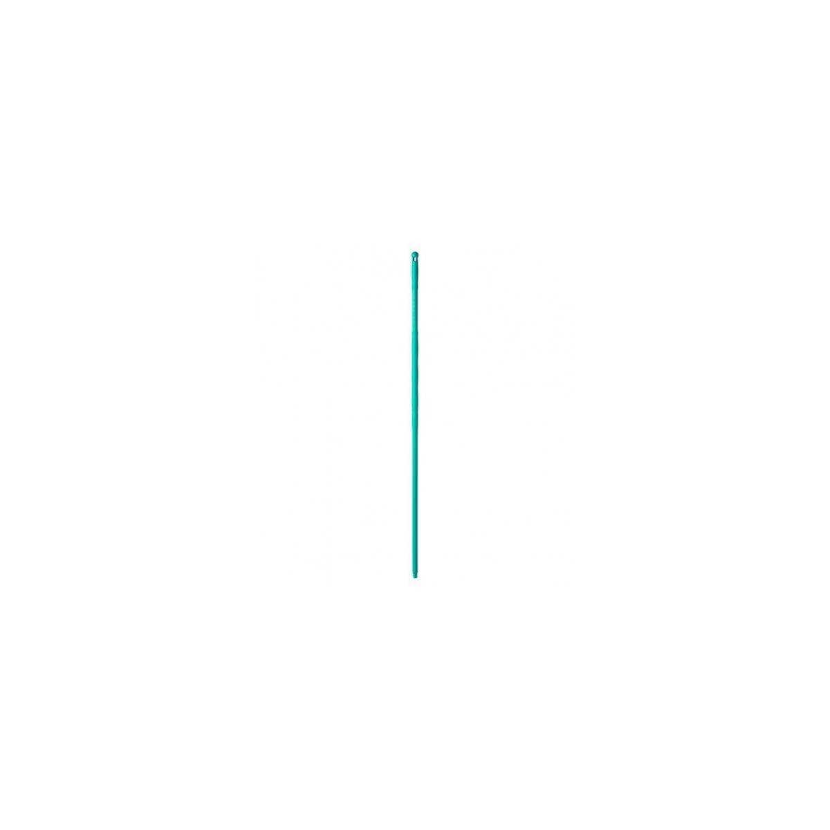 Рукоятка пластмассовая с резьбой 145см (Бирюзового цвета) 1081V TTS