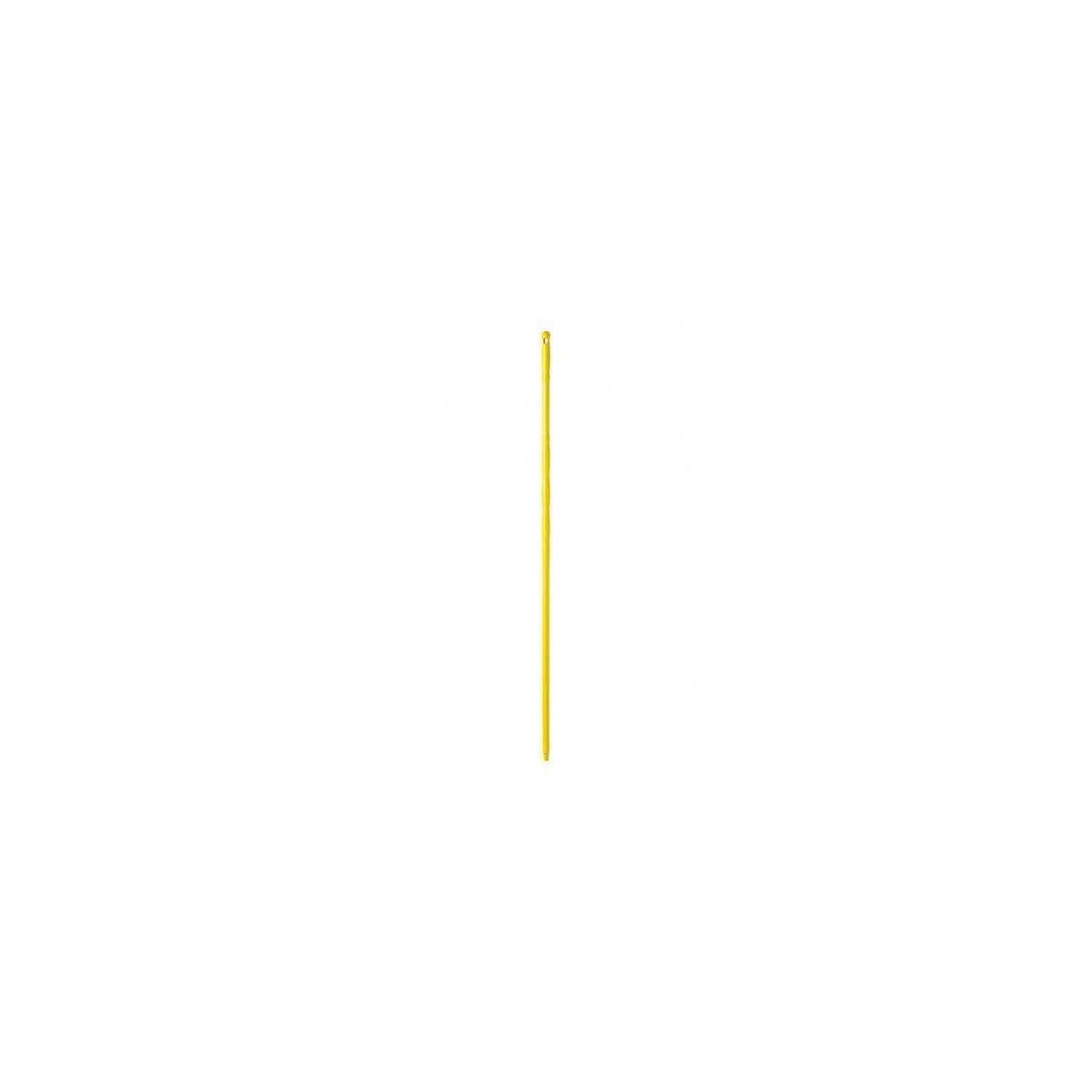 Рукоятка пластмассовая с резьбой 145см (Желтогоцвета) 00001081G TTS