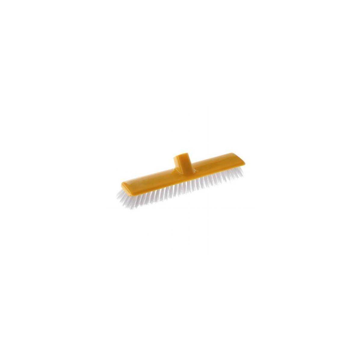 Щетка для влажной уборки пола поливинилхлорид Basic 30см (Оранжевого цвета) 10541 TTS