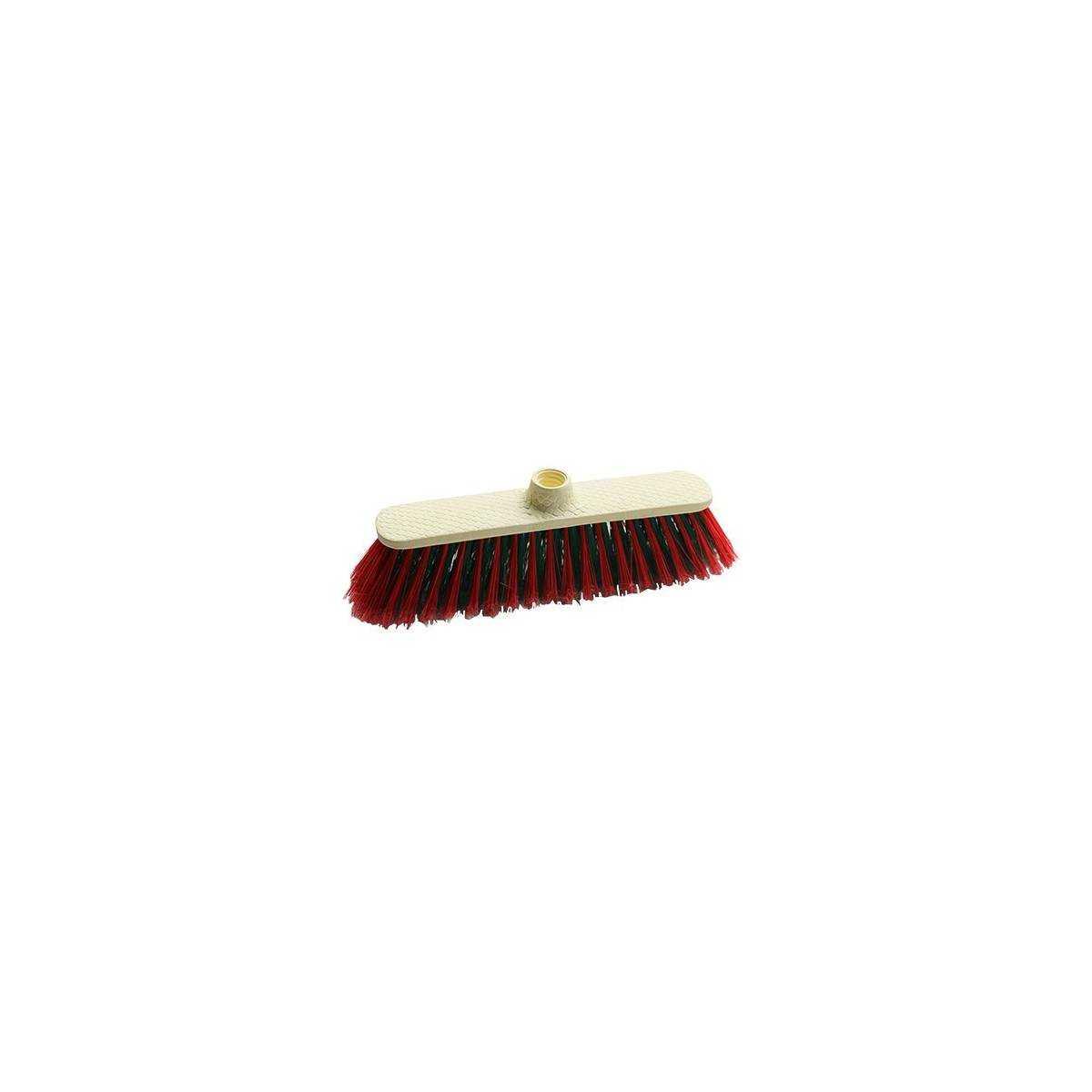 Щетка для пола поливинилхлорид 30см FRANCESINA (Красно-зеленого цвета) 03.00280.0012 G TTS