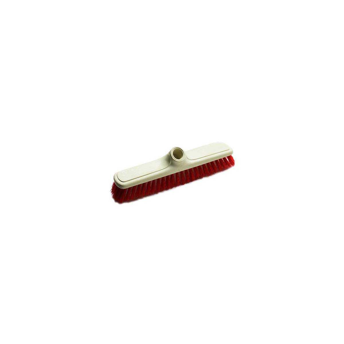 Щетка для пола поливинилхлорид 30см FloorBrushEco (Красно-белого цвета) 08.00645.0012 W TTS