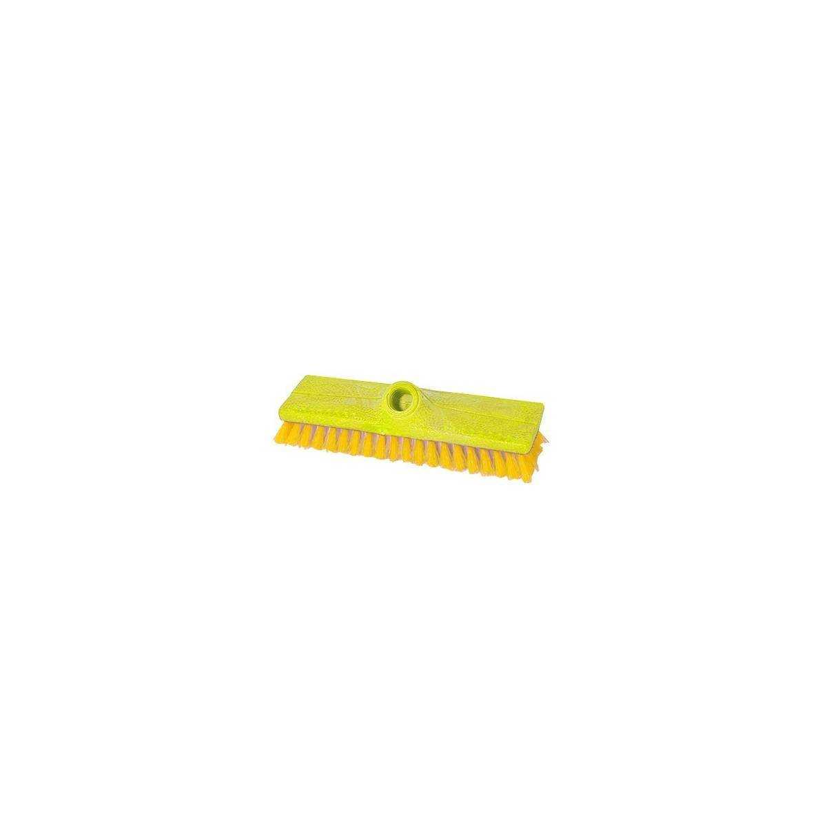 Щетка для пола поливинилхлорид 24см SuperiorMix (Желтого цвета) 08.00631.0024 Y TTS