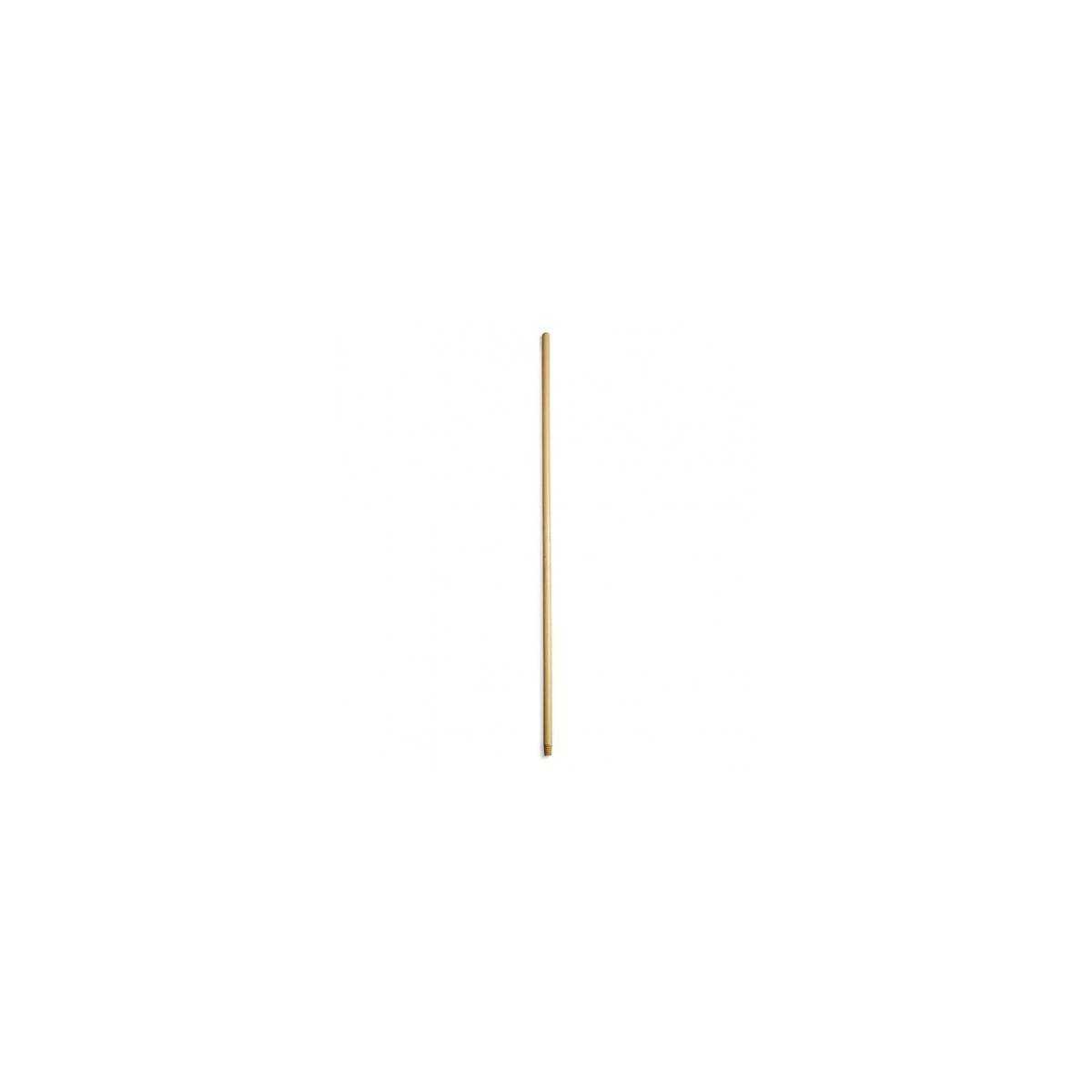 Рукоятка деревянная с резьбой 150см 00001026 TTS