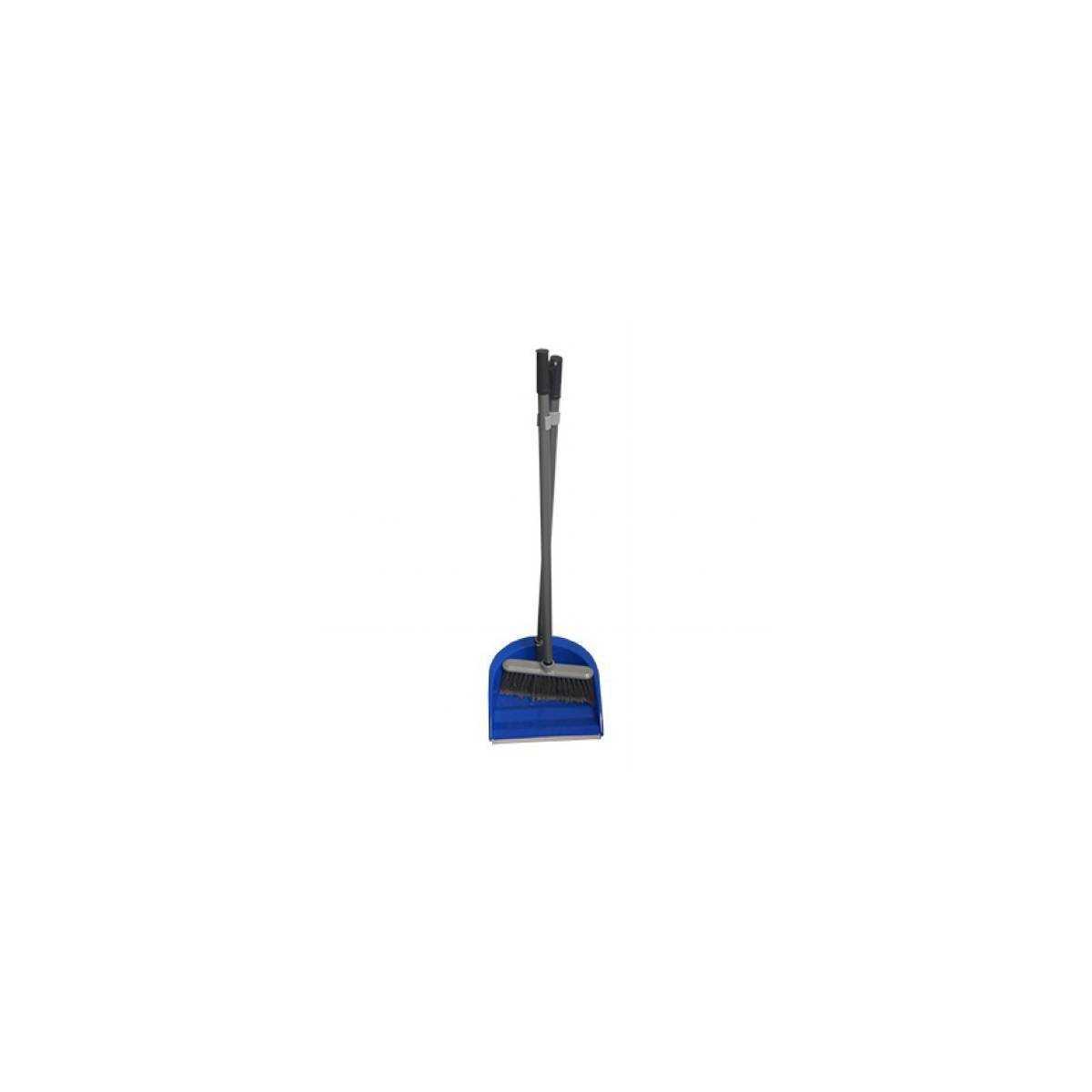 Набор для уборки совок синий + щетка EASY 12.00795.0012.02.071 APEX - Fratelli Re SpA