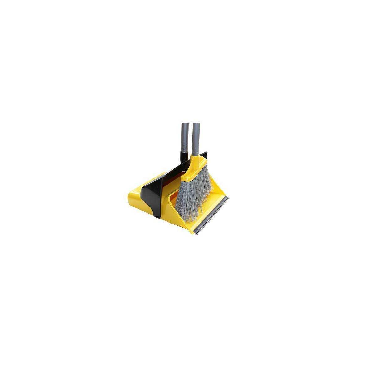Набор для уборки совок+щетка DUSTER SET (Желтого цвета) 12.00825.0006.03.071 APEX - Fratelli Re SpA