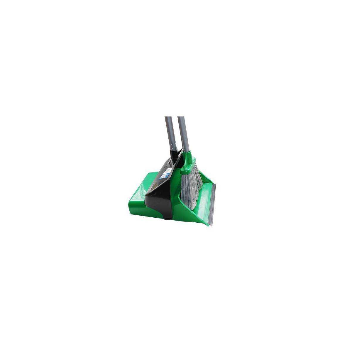 Набор для уборки совок+щетка DUSTER SET (Зеленого цвета) 12.00825.0006.04.071 APEX - Fratelli Re SpA