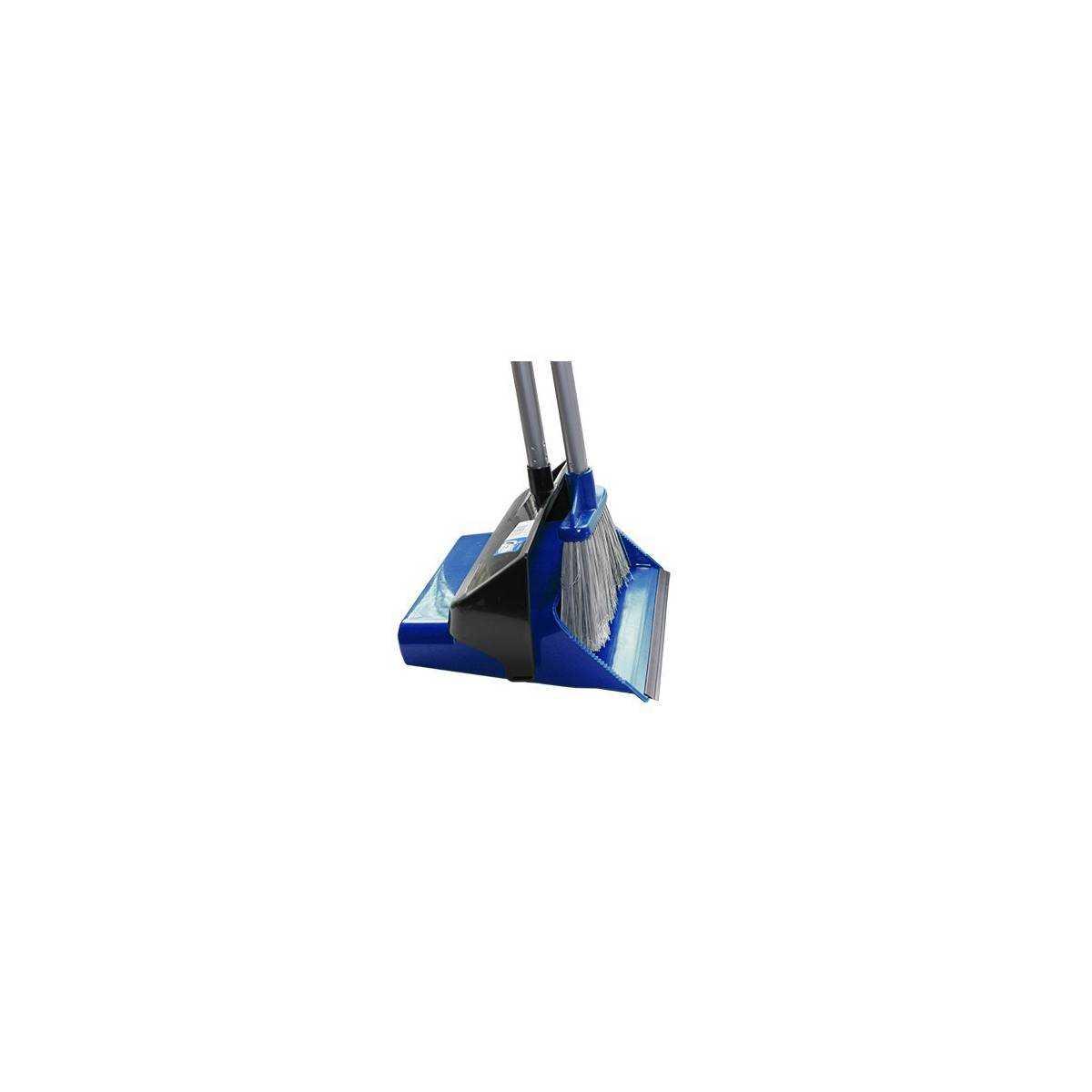Набор для уборки совок+щетка DUSTER SET (Синего цвета) 12.00825.0006.02.071 APEX - Fratelli Re SpA