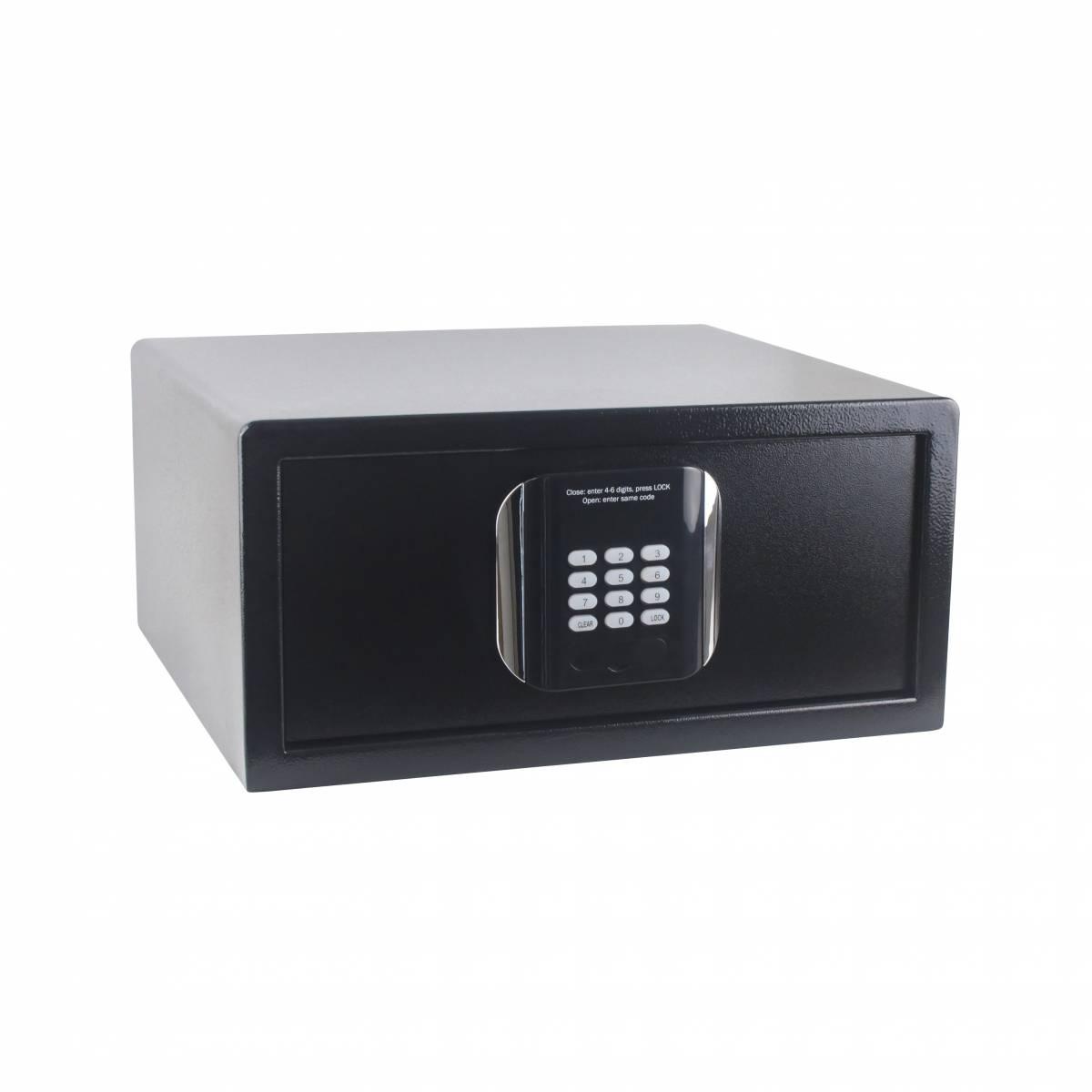 Сейф гостиничный E2042MJ, мебельный формат Laptop E2042MJ HSG