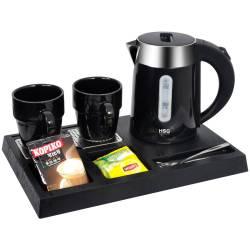 Чайная станция, набор I-H1262 black (0,6 л) для гостиниц I-H1262 black HSG
