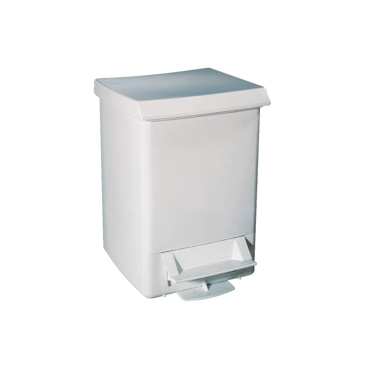 Урна для мусора с педалью 6л ACQUALBA (A51401) A51401 Mar Plast