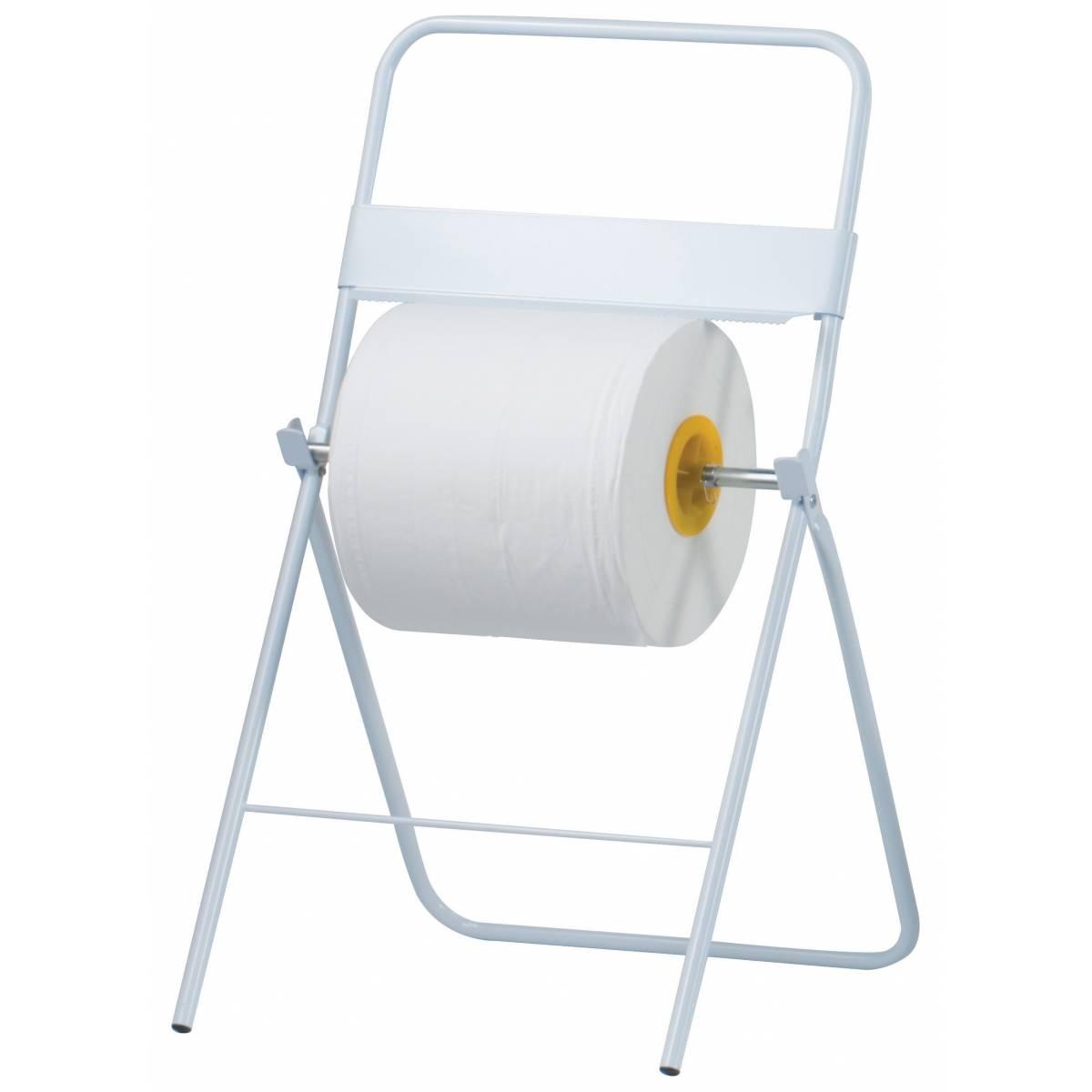 Держатель бумажных рулонных полотенец MAXI INOX (521) A52101 Mar Plast