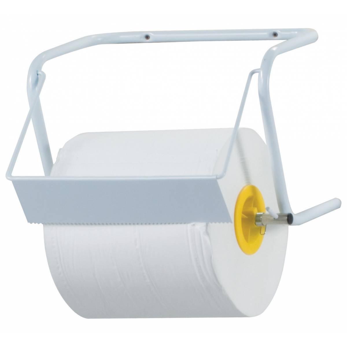 Держатель бумажных рулонных полотенец MAXI INOX WALL MOUNTED (522) A52201 Mar Plast