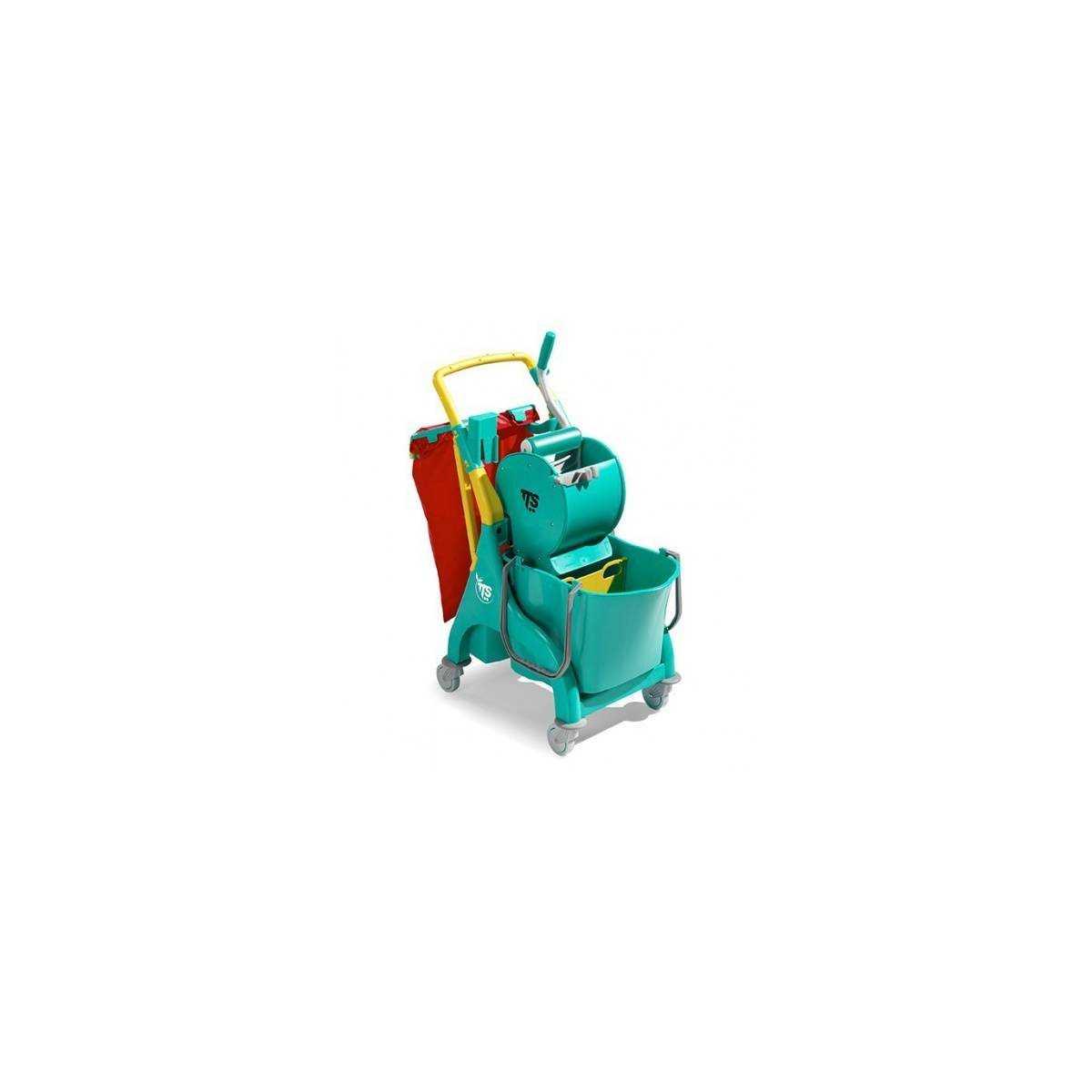 Тележка для уборки Nick Plus 70 (0P066509) 0P066509 TTS