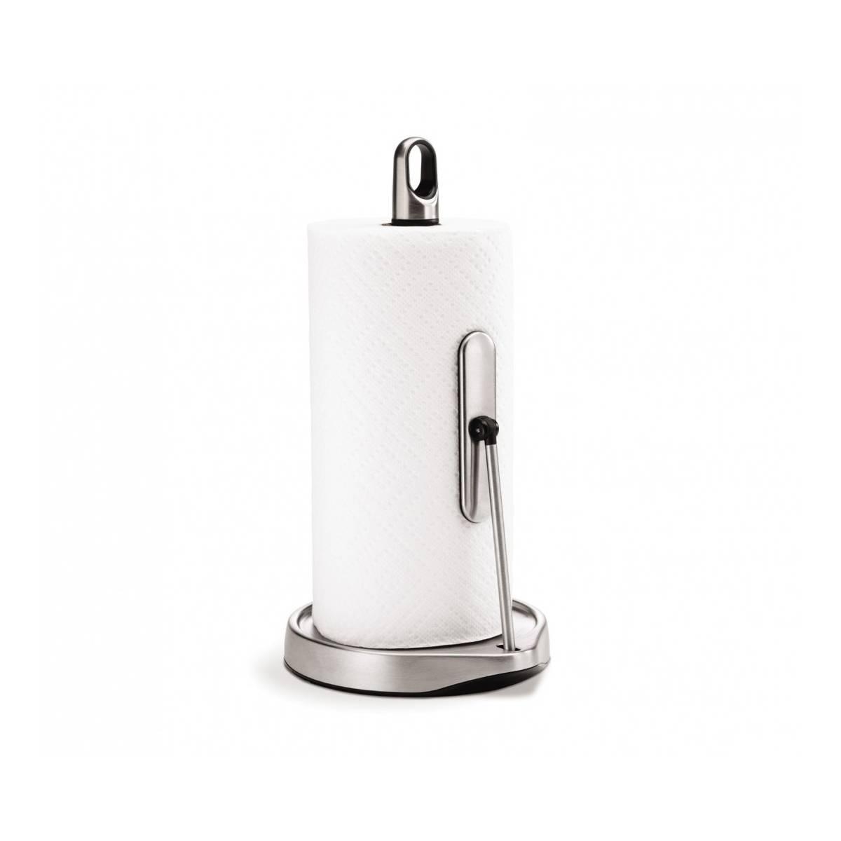 Держатель бумажных рулонных полотенец TENSION ARM (KT 1162) KT1162 Simplehuman