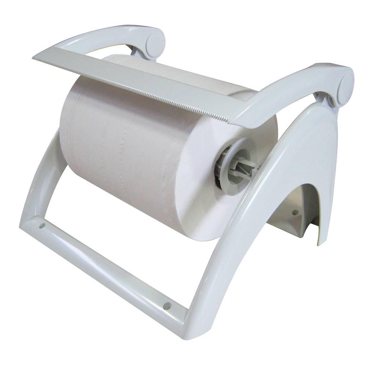 Держатель бумажных рулонных полотенец MAXI PLUS (768) A76811 Mar Plast