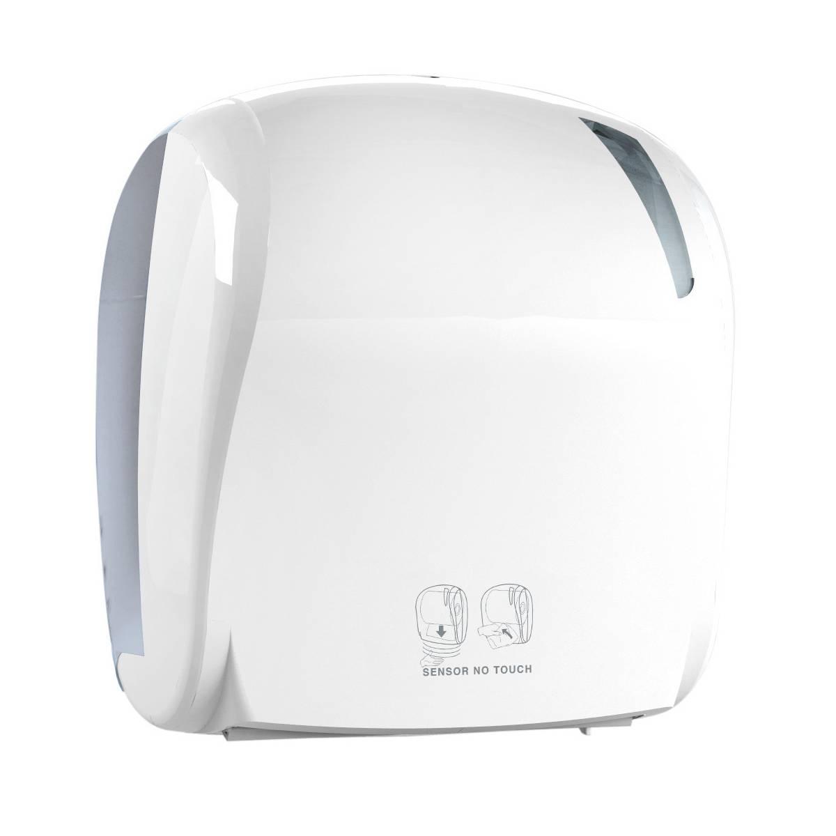 Держатель бумажных рулонных полотенец сенсорный PLUS (885) A88510 Mar Plast
