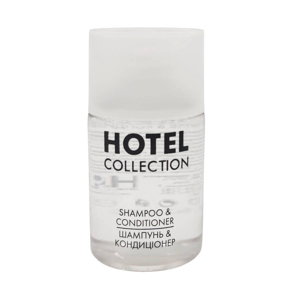 Шампунь&кондиционер 20 мл одноразовый для гостиниц SHC/B20-HC HSG