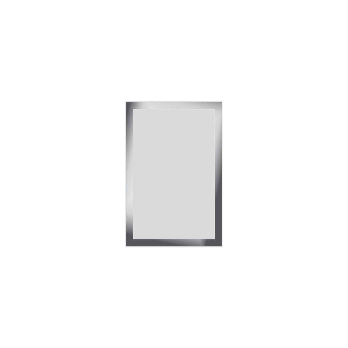 Зеркало со стальной окантовкой (S-503C) S-503C Gatto
