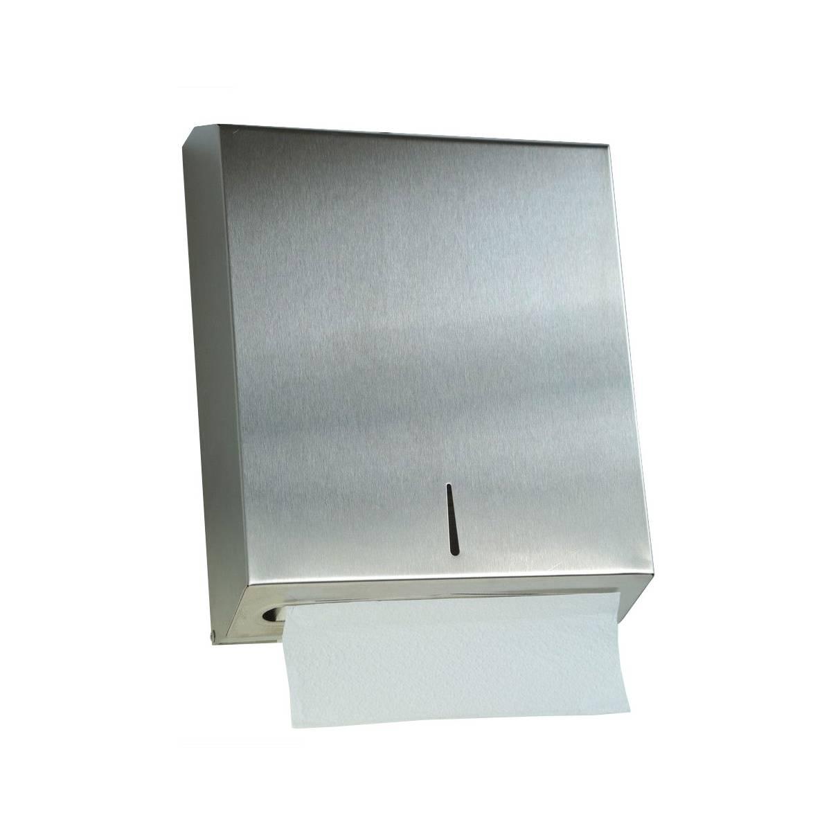 Диспенсер бумажных полотенец, пачка Z-складка 400 шт. 205400 Noksi